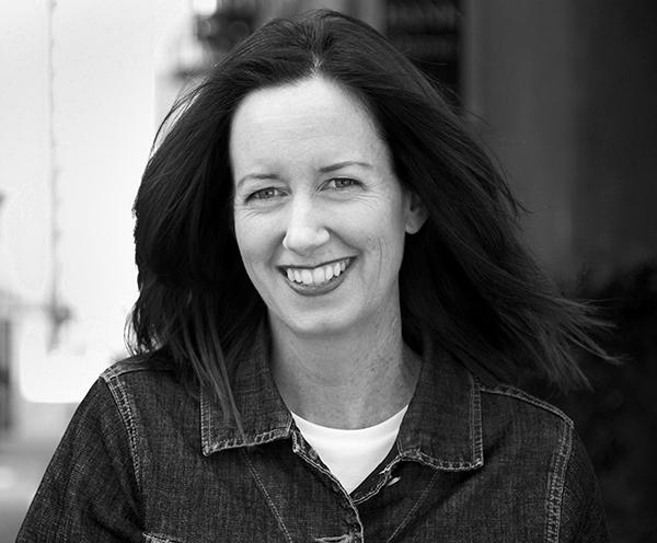 playwright Ann Randolph