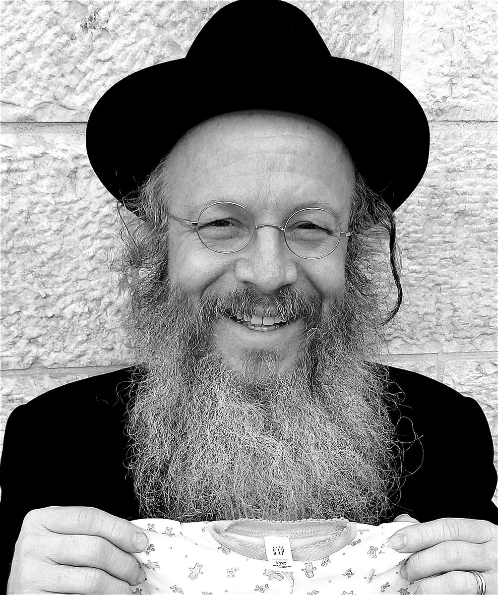 comic Yisrael Campbell